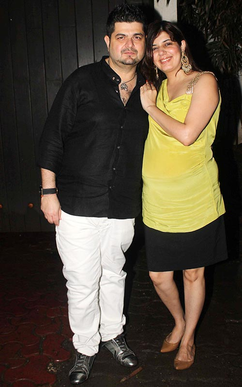Dabboo Ratnani and Manisha