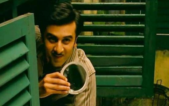 Barfi! had an unlikely hero played by Ranbir Kapoor