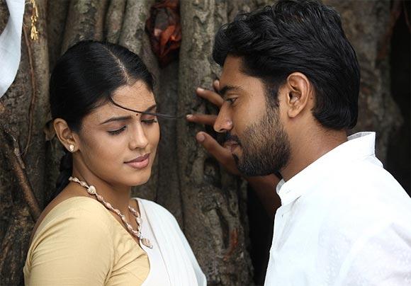 A scene from Bhoopadathil Illatha Oridam