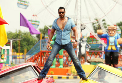 Ajay Devgn in Golmaal 3