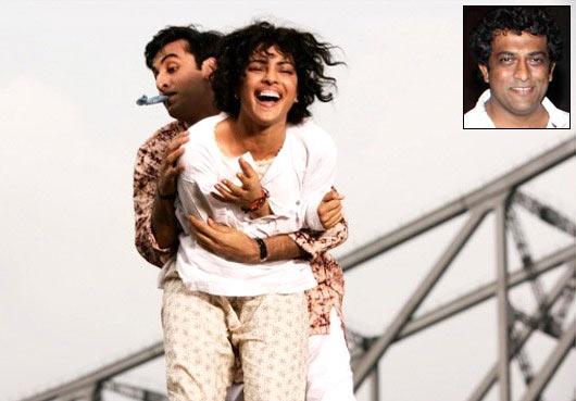 A scene from Barfi!. Inset: Anurag Basu