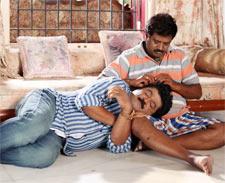 A scene from Manjunath BA LLB