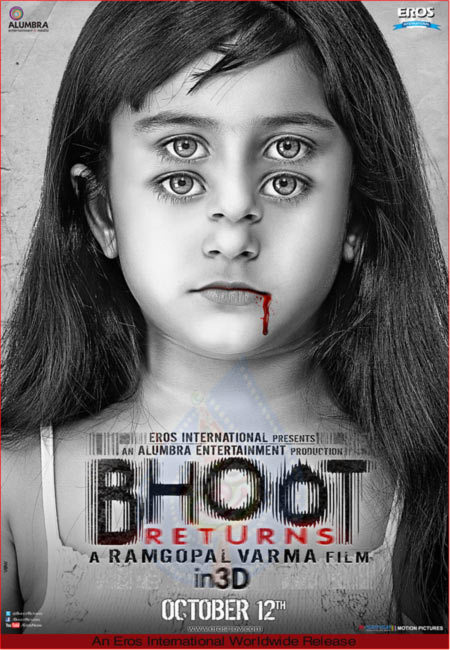 Movie poster of Bhoot Returns