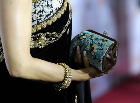 Sridevi's clutch