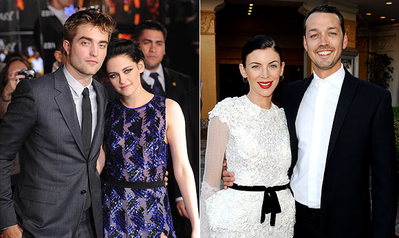 Robert Pattinson, Kristen Stewart and Liberty Ross, Rupert Sanders