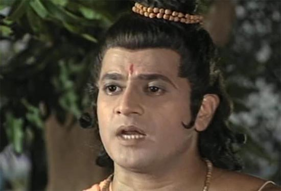 Arun Govil in Ramayan