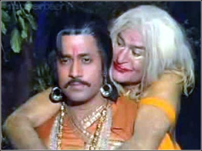 Arun Govil and Sajjan Kumar in Vikram Aur Betaal