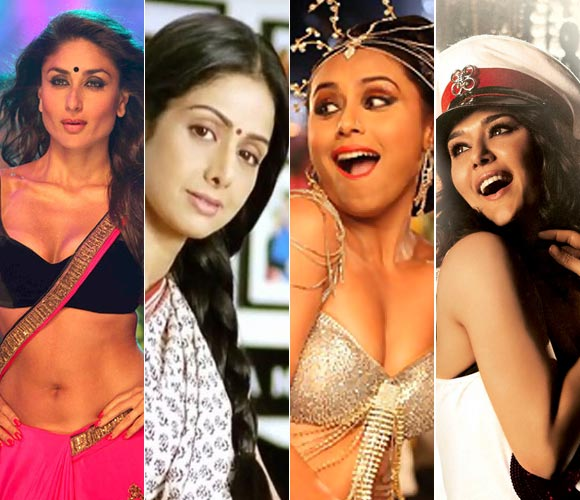 Here's what's at stake for Kareena, Rani, Sridevi, Preity
