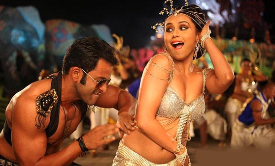 Prithviraj and Rani Mukerji in Aiyyaa