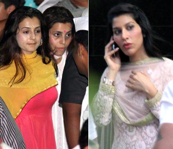 Ameesha Patel, Sophie Choudry