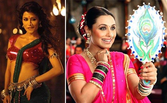 Chitrangada Singh and Rani Mukerji