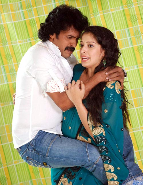 Upendra: My role in Kalpana will scare people - Rediff com