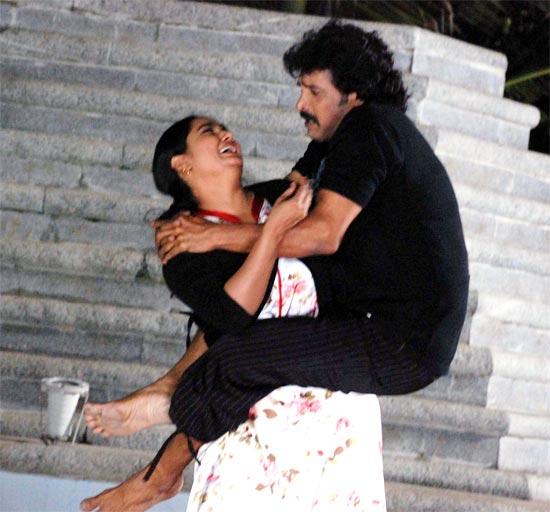 A scene from Kalpana