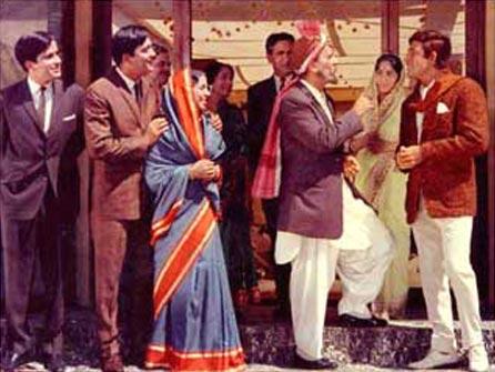 A scene from Waqt