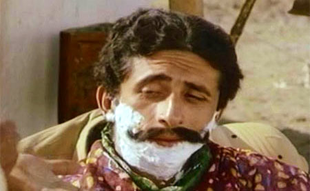 Naseeruddin Shah in Mirch Masala