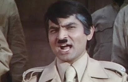 Asrani in Sholay