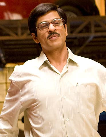 Shah Rukh Khan in Rab Ne Bana Di Jodi