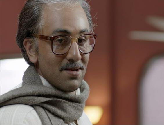 Ranbir Kapoor in the Docomo ad