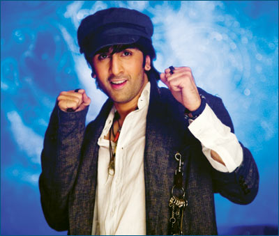 Ranbir Kapoor in Saawariya