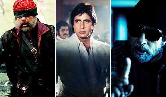 Scenes from Eklavya, Agneepath and Black