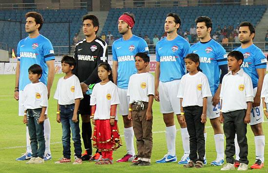 Abhishek Bachchan, Ranbir Kapoor, Dino Morea, Varun Dhawan, Sachin Joshi