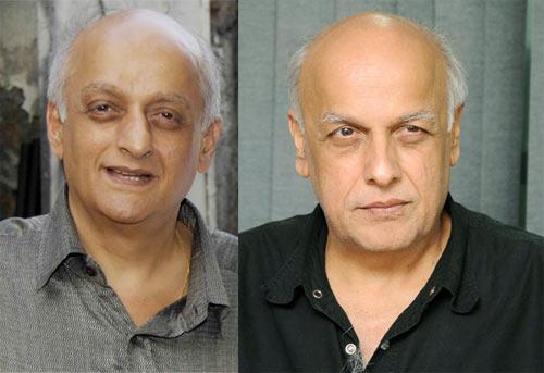 Mukesh and Mahesh Bhatt