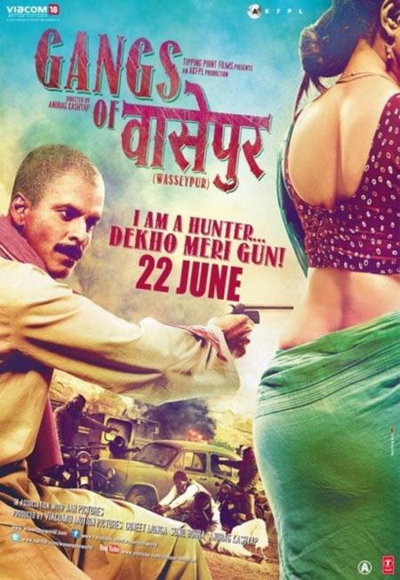 Movie poster of Gangs Of Wasseypur