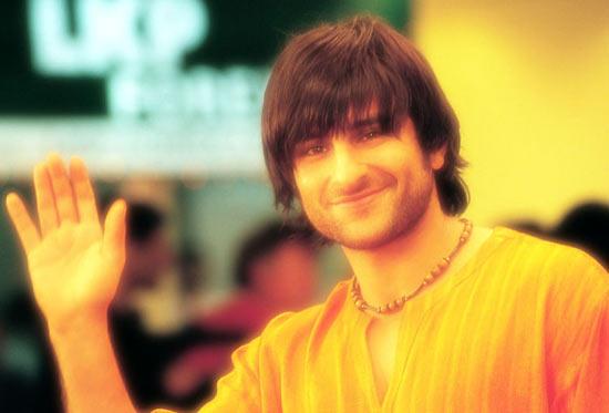 Saif Ali Khan in Hum Tum