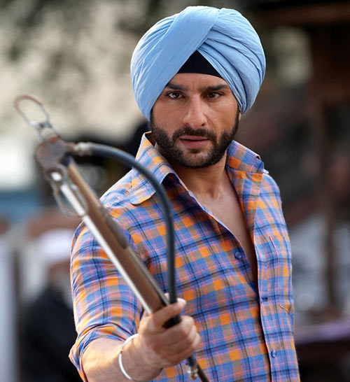 Saif Ali Khan in Love Aaj Kal