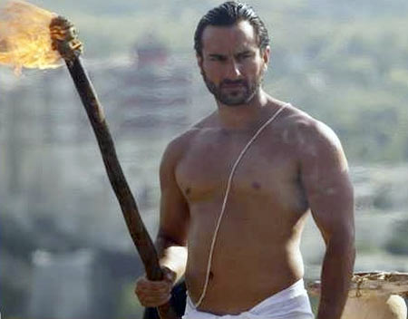 Saif Ali Khan in Eklavya