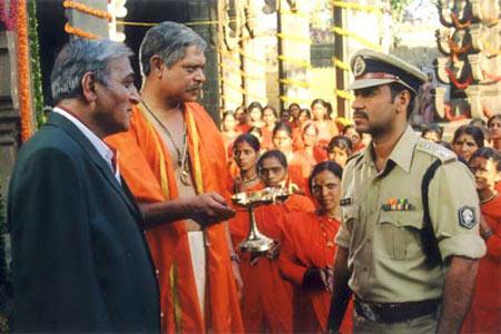 Ajay Devgn in Gangaajal
