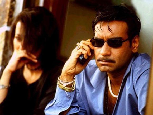Ajay Devgn in Company