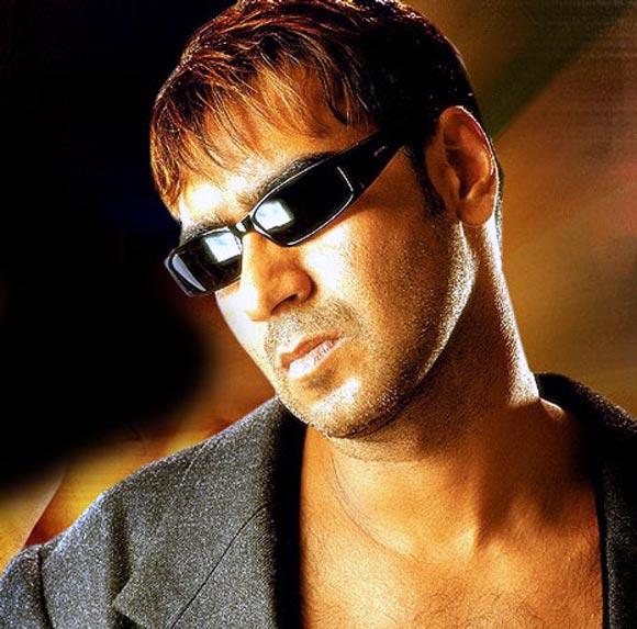 Ajay Devgn in Khakee