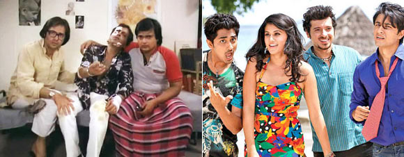 Chashme Baddoor: The old and the new