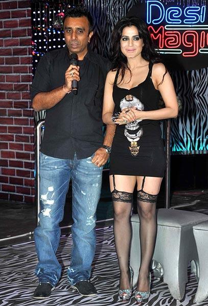 Sanjay Gadhvi and Ameesh aPatel