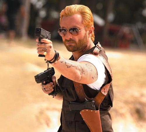 Saif Ali Khan in Go Goa Gone