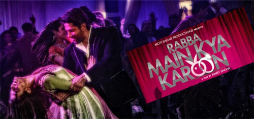 Movie poster of Rabba Main Kya Karoon