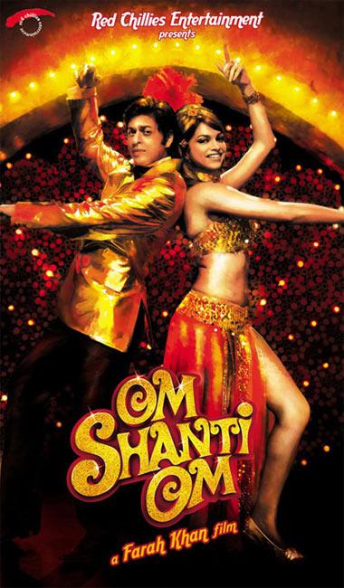 Movie poster of Om Shanti Om