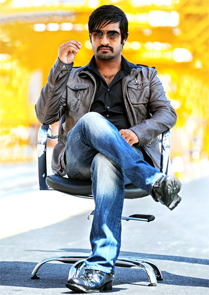 Jr NTR in Badshah