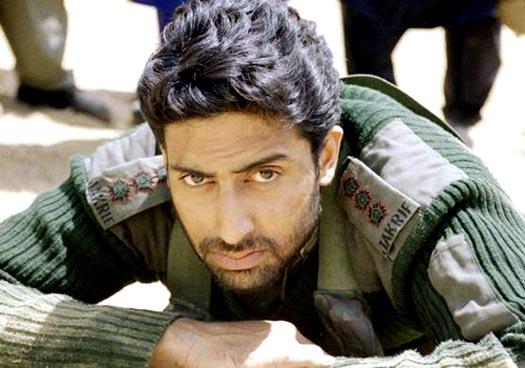 Abhishek Bachchan in LoC Kargil