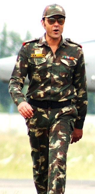 Bobby Deol in Heroes