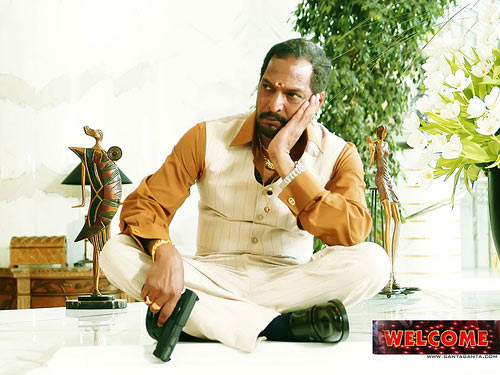 Nana Patekar in Welcome