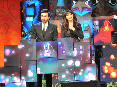 Ranbir Kapoor and Anushka Sharma