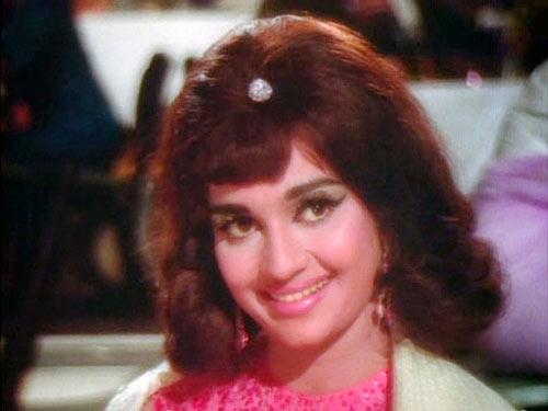 Asha Parekh in Teesri Manzil