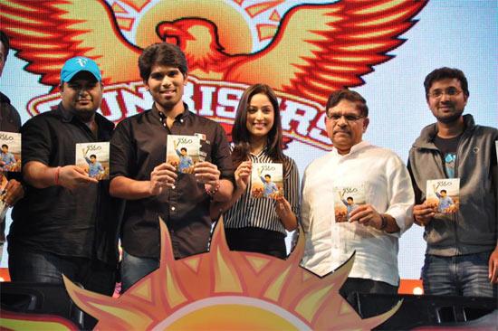 Gouravam music launch
