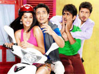 A scene from Chashme Baddoor