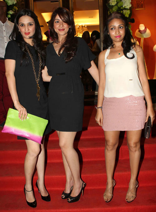 Anu Dewan, Bhavna Pandey and Surily Goel