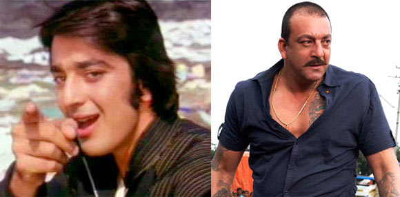 Sanjay Dutt in Rocky and Zilla Ghaziabad