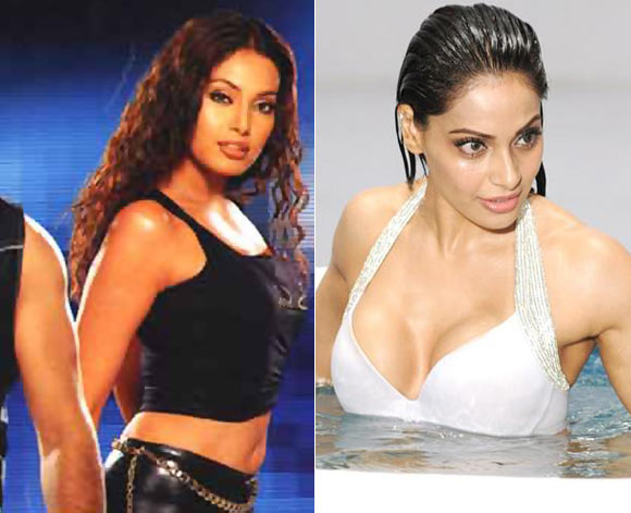 Bipasha Basu in Ajnabee and Race 2