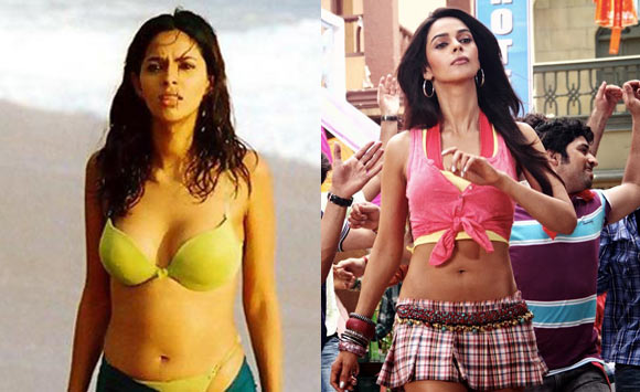 Mallika Sherawat in Khwaahish and Kismat Love Paisa Dilli
